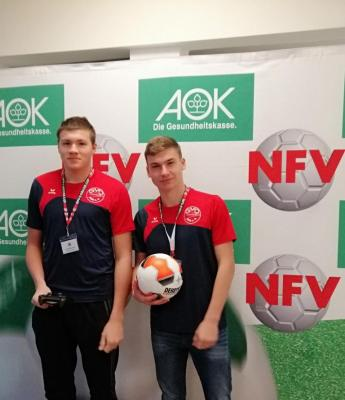 Das Team des GVO in Barsinghausen