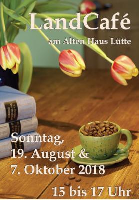 Vorschaubild zur Meldung: Landcafé