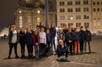 Foto zur Meldung: Hallenturnier in Dresden