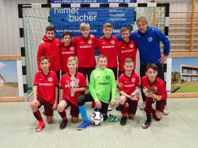 SC Pfullendorf, Sieger D-Jugend ENDO-VEWETEC-CUP 2019