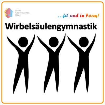Foto zur Meldung: Starker Rücken, straffe Schultern! Wirbelsäulengymnastik ab 16.01.19