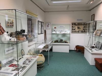 """Vorschaubild zur Meldung: Neue Ausstellung im Museum """"1025 Jahre Oschersleben"""""""