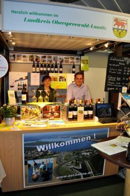 Foto zur Meldung: Grüne Woche – Landkreis OSL erneut zu Gast in Berlin