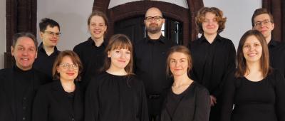 Choralschola des Ökumenischen Instituts für Kirchenmusik der Udk Berlin