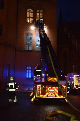 Foto zur Meldung: Eröffnung des Jubiläumsjahres der Freiwilligen Feuerwehr Perleberg