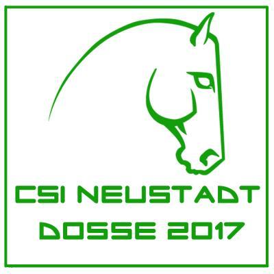 Foto zur Meldung: 09.-13.01.2019 CSI Neustadt/Dosse Sky Amy Kerger und Julien Golle ritten erfolgreich