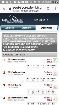 """Foto zur Meldung: Lily Bendig wird in Münster phantastische Dritte im """"Preis der Zukunft"""""""