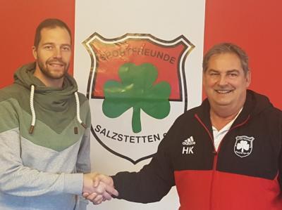 Vorschaubild zur Meldung: Fussball - Michael Müller wird Trainer der Sportfreunde Salzstetten (ab Saison 19/20)