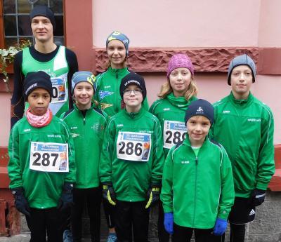 Foto zur Meldung: Staustufenlauf Karlstadt