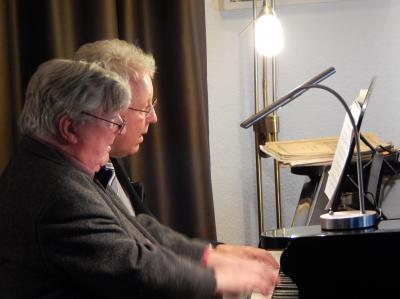 Foto zur Meldung: Eröffnung des Konzertjahres 2019 im Kulturhaus J. R. Becher in Falkensee