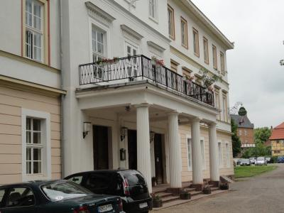 Vorschaubild zur Meldung: Ausschreibung Verpachtung Gaststätte Schloss Roßla