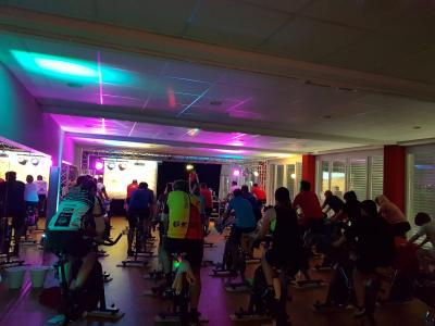 Cycling-Marathon am 06.01.2019