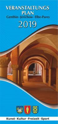 Vorschaubild zur Meldung: Veranstaltungsplan Genthin - Jerichow - Elbe-Parey