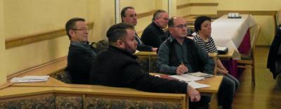 Die bisherigen Bürgermeister der 6 Gemeinden sind jetzt Ortsteilbürgermeister