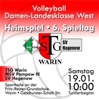 Foto zur Meldung: Heimspielturnier gegen MSV Pampow III und SV Hagenow