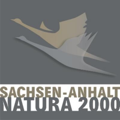 Logo NATURA 2000 Sachsen-Anhalt