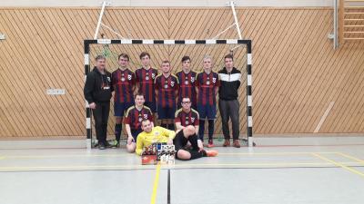 Foto zur Meldung: Männer in Großschönauer Halle erfolgreich