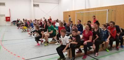 """Foto zur Meldung: Sport, Spiel und Spaß beim """"fit4future"""" Familiensportfest unserer Schule"""