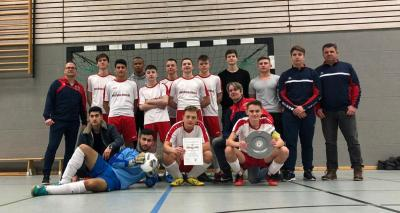 GVO B1 Futsal Kreismeister 2019