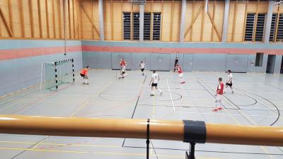 Foto zur Meldung: A-Junioren in Vorrunde der HKM ausgeschieden