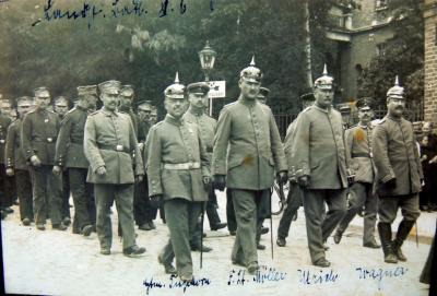 """Vorschaubild zur Meldung: """"Heimatgrüße aus dem Homberger Kreis"""" – eine kirchliche Kriegszeitung im 1. Weltkrieg"""