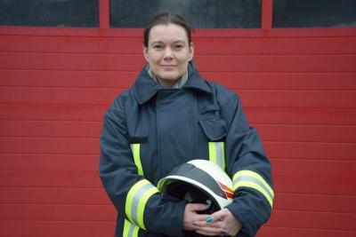 Foto zur Meldung: Für die Feuerwehr ist es nie zu spät