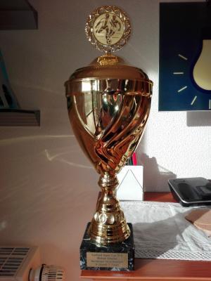 Der Pokal aus Cloppenburg