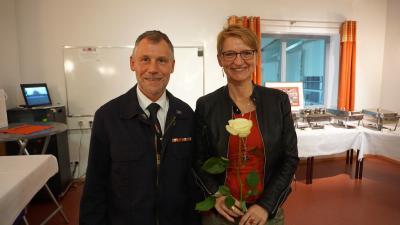 Georg Wehner und Ehefrau Maria Wehner