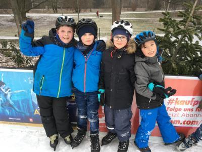 Vorschaubild zur Meldung: Schlittschuhlaufen 2019