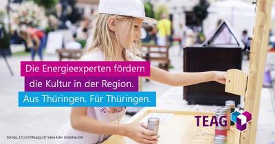 TEAG - Aus Thüringen für Thüringen