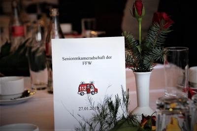 Foto zur Meldung: Auftaktveranstaltung Alters & Ehrenabteilung Wittstock-Heiligengrabe