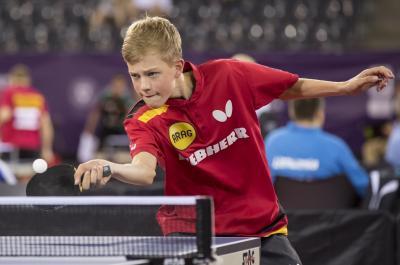 Vorschaubild zur Meldung: Tischtennis-Landesmeister im Jungen – Einzel