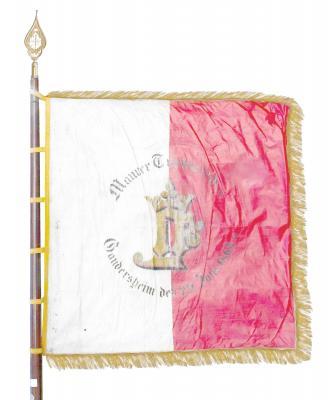 Foto zur Meldung: Fahnengeschichte und Wappen