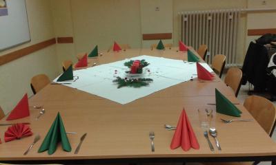 Vorschaubild zur Meldung: Professionell Tisch decken