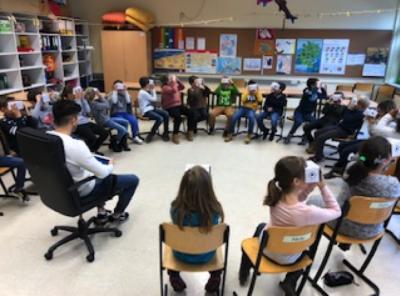 Vorschaubild zur Meldung: Die ganze Welt in 360 ° im Klassenzimmer