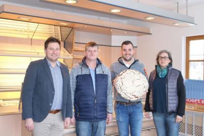 Vorschaubild zur Meldung: Bäckerei-Neueröffnung am Montag im Ortskern von Prackenbach