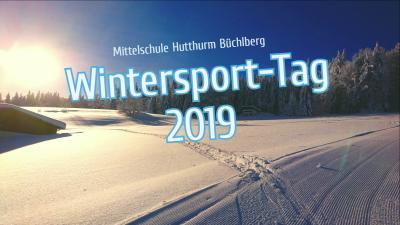 Grandiose Bedingungen für Bewegung im Schnee bot der Wintersporttag 2019
