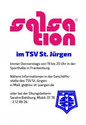 Foto zur Meldung: Salstation im TSV
