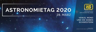 Vorschaubild zur Meldung: Astronomietag 2020