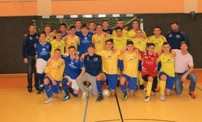 Vorschaubild zur Meldung: Die B- Jugend ist Futsal- Hallenkreismeister 2019