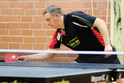 Foto zur Meldung: Andre Wulf Tischtennis-Vereinsmeister im SVS