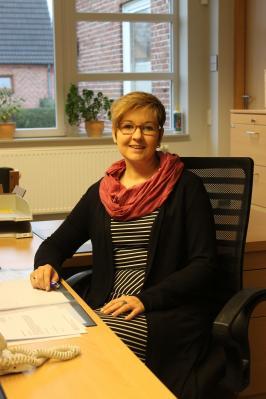 Vorschaubild zur Meldung: Wechsel im Sekretariat  der Erich Kästner-Schule