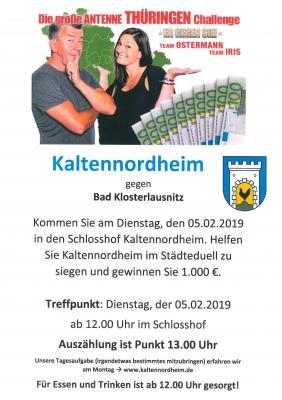 Vorschaubild zur Meldung: Die große Antenne Thüringen Challenge