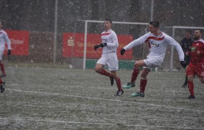Foto zur Meldung: Fußball: FC Bad Liebenwerda  -  ESV Lok Falkenberg