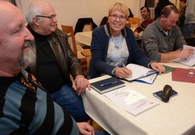 Foto zur Meldung: Ringreiter der Region planen ihre Saison