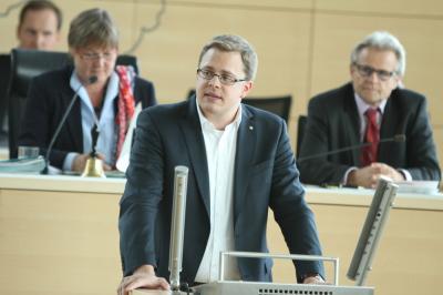 Foto zur Meldung: Der Abgeordnete hat das Wort – CDU lädt zum Klönabend
