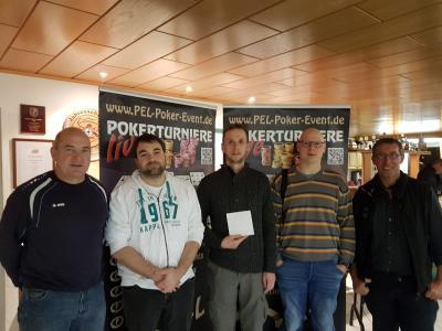 Foto zur Meldung: Pokerevent am 02.02.19 wieder ein voller Erfolg