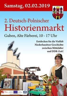 Foto zur Meldung: 2. Deutsch-Polnischer Historienmarkt