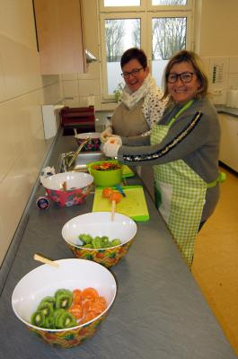 Foto zur Meldung: 2018/2019 Projekt Schulobst und Gemüse
