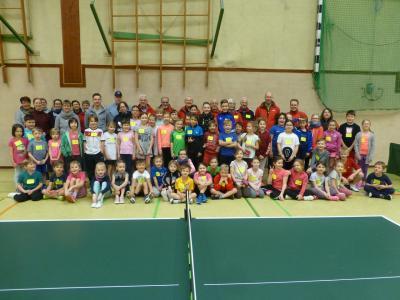 Vorschaubild zur Meldung: Vier Sieger bei Groß Lafferder Tischtennis Mini-Meisterschaften